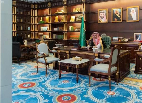 أمير الباحة يفتتح نظام