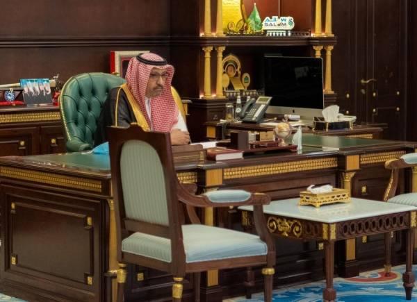 أمير الباحة يفتتح ملتقى تمكين