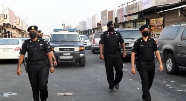 شرطة منطقة مكة تواصل حملاتها على الأسواق الشعبية بجنوب جدة