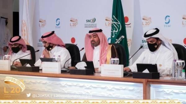 الموارد البشرية: المملكة تتحمل مسؤولية إضافية لدعم مصالح العمال أثناء رئاسة العشرين