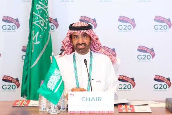 الراجحي: دعم الشباب المتأثرين بجائحة كورونا أمر أساسي في مجموعة العشرين