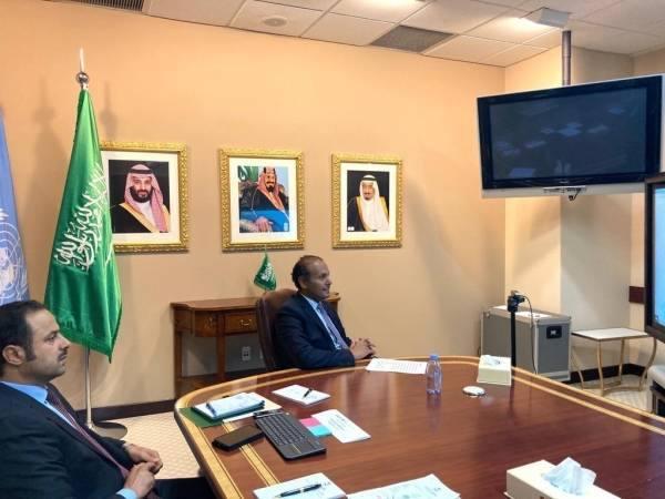 منزلاوي: المملكة حريصة على تعزيز ثقافة السلام والتسامح والحوار والتعددية