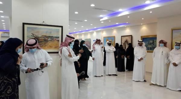 الجمعية السعودية للفنون التشكيلية تدشن مقرها الجديد