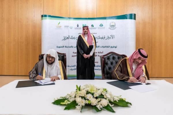 فيصل بن سلمان يعلن تأسيس مجلس الشباب بالمدينة المنورة