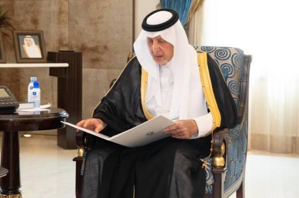 الفيصل يطلع على جهود التدريب التقني وخططه التطويرية بالمنطقة