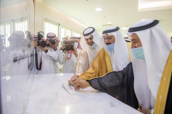 أمير القصيم يضع حجر الأساس لمستشفى الصحة النفسية بتكلفة 11 مليون ريال
