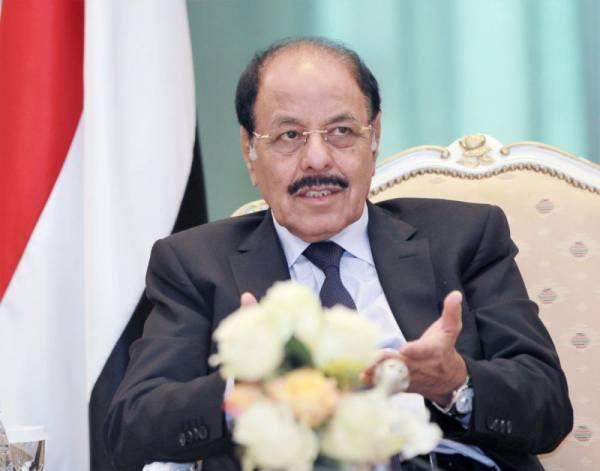 نائب الرئيس اليمني يعرب عن تقديره لدور