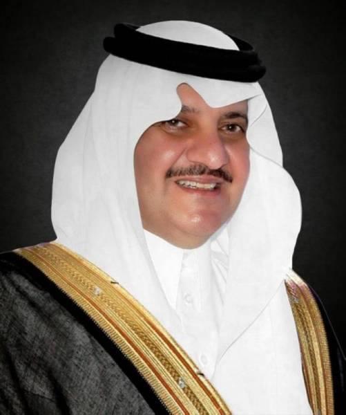 الأمير سعود بن نايف