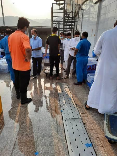 غياب الاحترازات في سوق السمك بالكعكية يهدد بانتشار كورونا