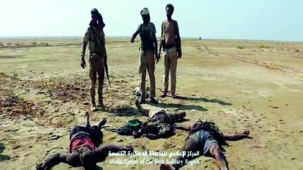 مليشيا الحوثي تعترف بمقتل 14 قياديا ميدانيا في مأرب