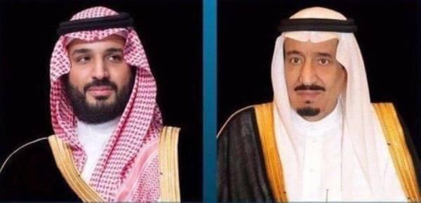 القيادة تتلقى برقيات تهنئة من رئيس الإمارات ونائبه وولي عهد أبوظبي