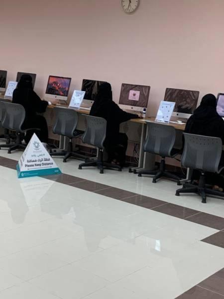التقنية الرقمية للبنات بجدة تطلق مبادرة تدريبية بمناسبة اليوم الوطني