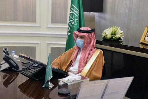 وزير الخارجية يشارك في الاجتماع الافتراضي لمجموعة الحوكمة العالمية 3G