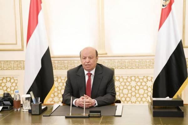 الرئيس اليمني: قطعنا شوطا في تنفيذ اتفاق الرياض بدعم غير محدود من المملكة