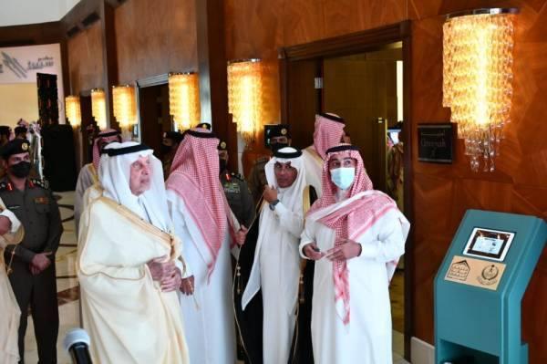 الفيصل يدشن بوابة مبادرات الأفراد بملتقى مكة الثقافي