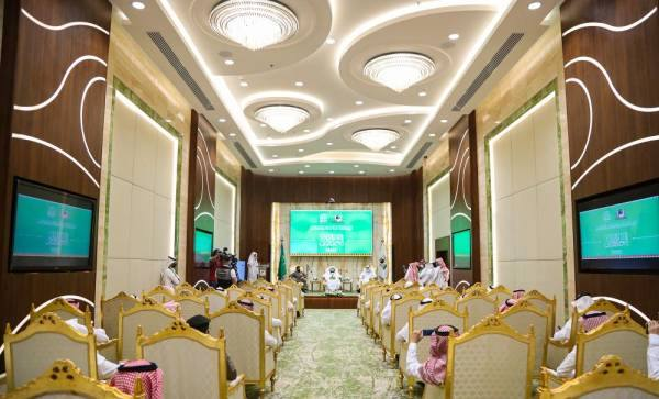 السديس : الملك عبدالعزيز وضع تطبيق شريعة الله وعمارة الحرمين في مقدمة أولوياته