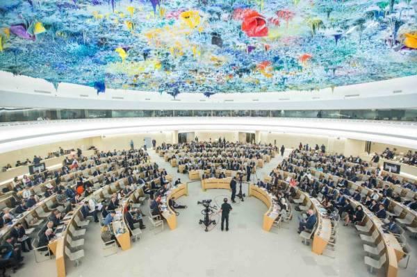 136 دولة تنتقد سجل تركيا في مجال حقوق الإنسان