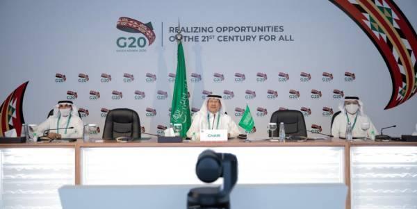 وزراء الطاقة في مجموعة الـ20 يثنون على دور
