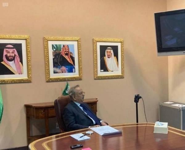 المملكة تؤكد اتخاذها إجراءات فعالة ومنسقة لمعالجة أزمة كورونا