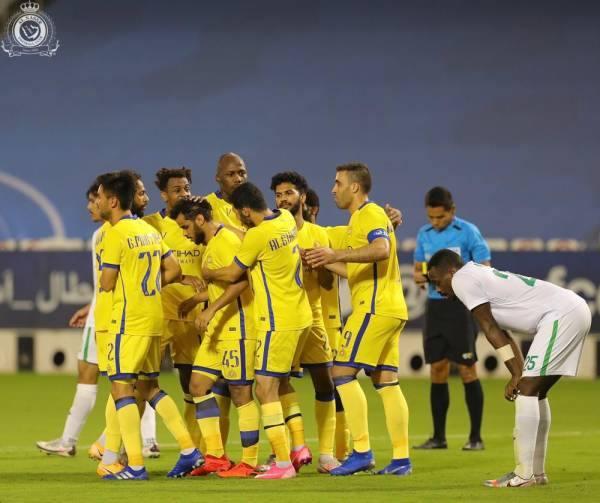 النصر بأداء مثالي.. يهزم الأهلي ويتأهل لنصف النهائي