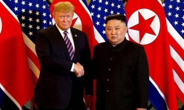 زعيم كوريا الشمالية يتمنى لترمب الشفاء العاجل