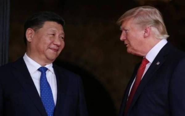 الرئيس الصيني يتمنى الشفاء العاجل لترمب وميلانيا