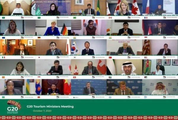 وزراء سياحة العشرين يسلطون الضوء على دور السياحة في التنمية الاجتماعية والاقتصادية المستدامة