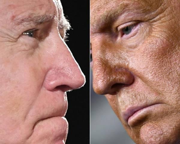 ترامب يرفض المشاركة في مناظرة افتراضية مع بايدن