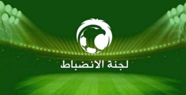 لجنة الانضباط والأخلاق تغرم لاعب الاتفاق عثمان مبارك وتوقفه مباراتين