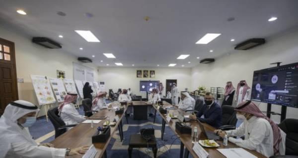 الهيئة الملكية لمكة والمشاعر تناقش تحديث المخطط الشامل لمدينة مكة المكرمة
