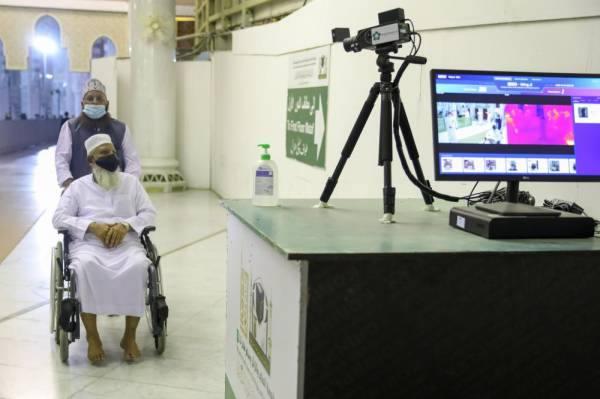 تخصيص مصلى ومداخل لذوي الإعاقة بالمسجد الحرام