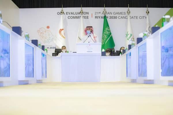 رئيس لجنة التقييم الآسيوية: الرياض تملك فرصة كبيرة في استضافة الألعاب في 2030