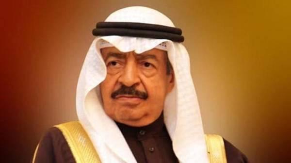 ملك البحرين يتلقى التعازي من قيادات عربية في وفاة الأمير خليفة بن سلمان