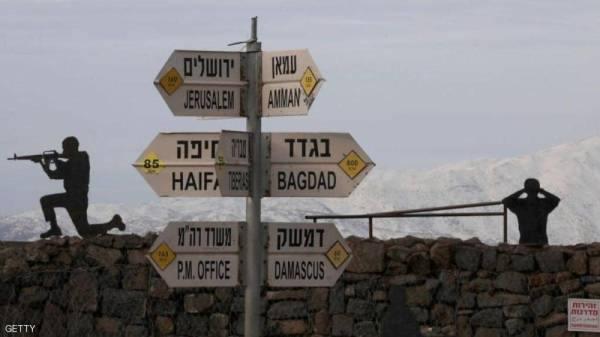 إسرائيل تعلن ضرب أهداف إيرانية في سوريا