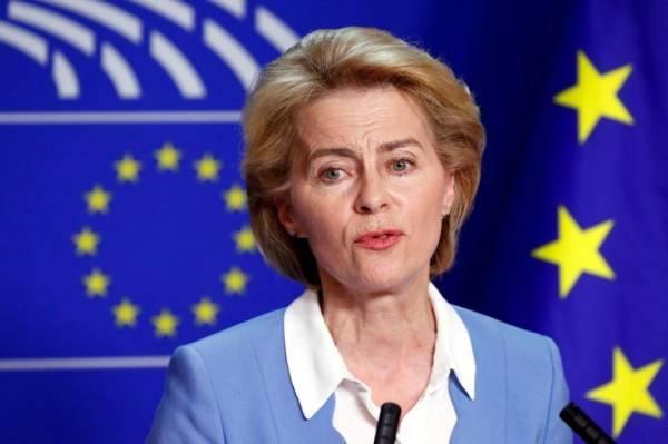 رئيسة المفوضية الأوروبية: 38 مليار دولار لتوفير لقاح كورونا
