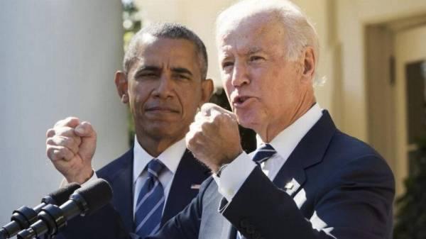 بايدن: رئاستى ليست ولاية ثالثة لأوباما