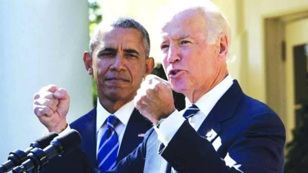 بايدن: رئاستي ليست ولاية ثالثة لأوباما