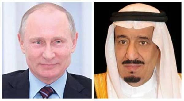 بوتين: المملكة دولة رائدة وعلاقاتنا تتطور باستمرار