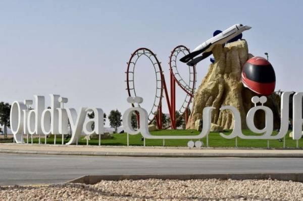 القدية تمنح عقودا بمليارى ريال لشركات سعودية