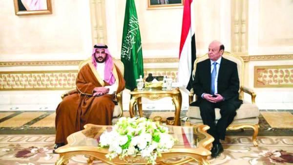 خالد بن سلمان: ماضون بتنفيذ اتفاق الرياض