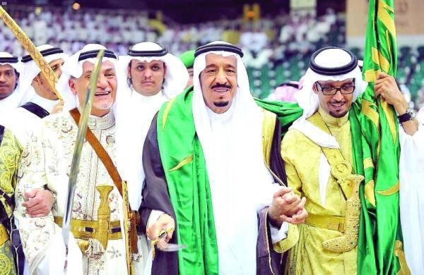 رقصة «العرضة ».. موروث سعودي يعانق «اليونسكو»