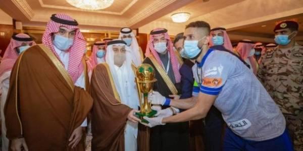 وزير الرياضة يشكر خادم الحرمين على رعاية نهائي كأس الملك