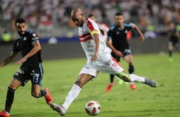 توقيف ثلاثة أشخاص في مصر بتهمة التنمر ضد لاعب الزمالك شيكابالا