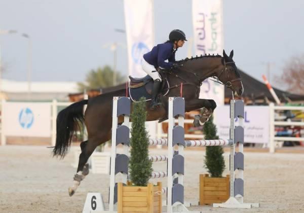 نخبة فرسان القفز يتنافسون على كأس أمير الرياض غدًا