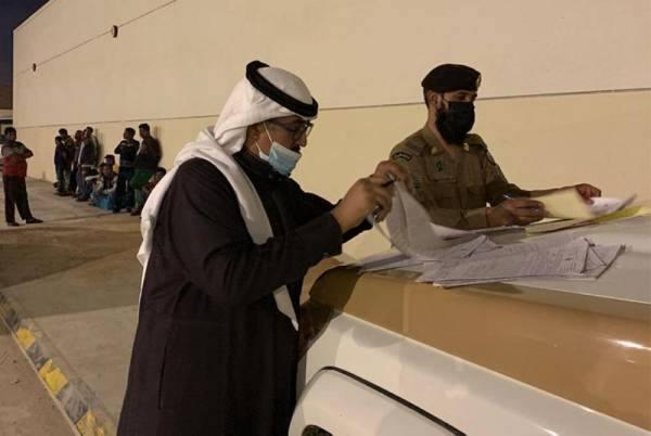 عمل الرياض يضبط