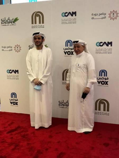 محمد الهاشمي لـ  المدينة  : يهمنا عودة الجمهور لصالات السينما وهم مطمئنون
