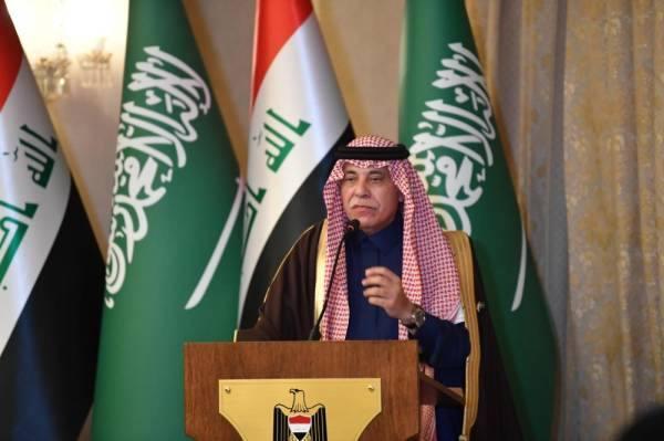 وزيرالتجارة يبحث مع رئيس مجلس النواب العراقي أوجه التعاون المشترك