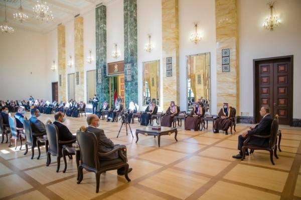 رئيس الوزراء العراقي يستقبل وزير التجارة والوفد المرافق