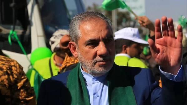 عقوبات أمريكية على المبعوث الإيراني لدى الحوثيين