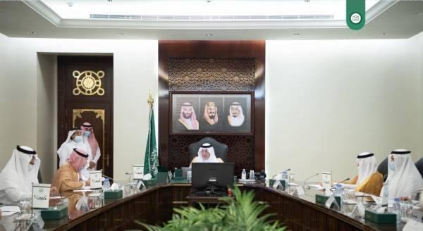 الفيصل يرأس اجتماعاً لمناقشة إنشاء المركز الإسلامي بالفيصلية